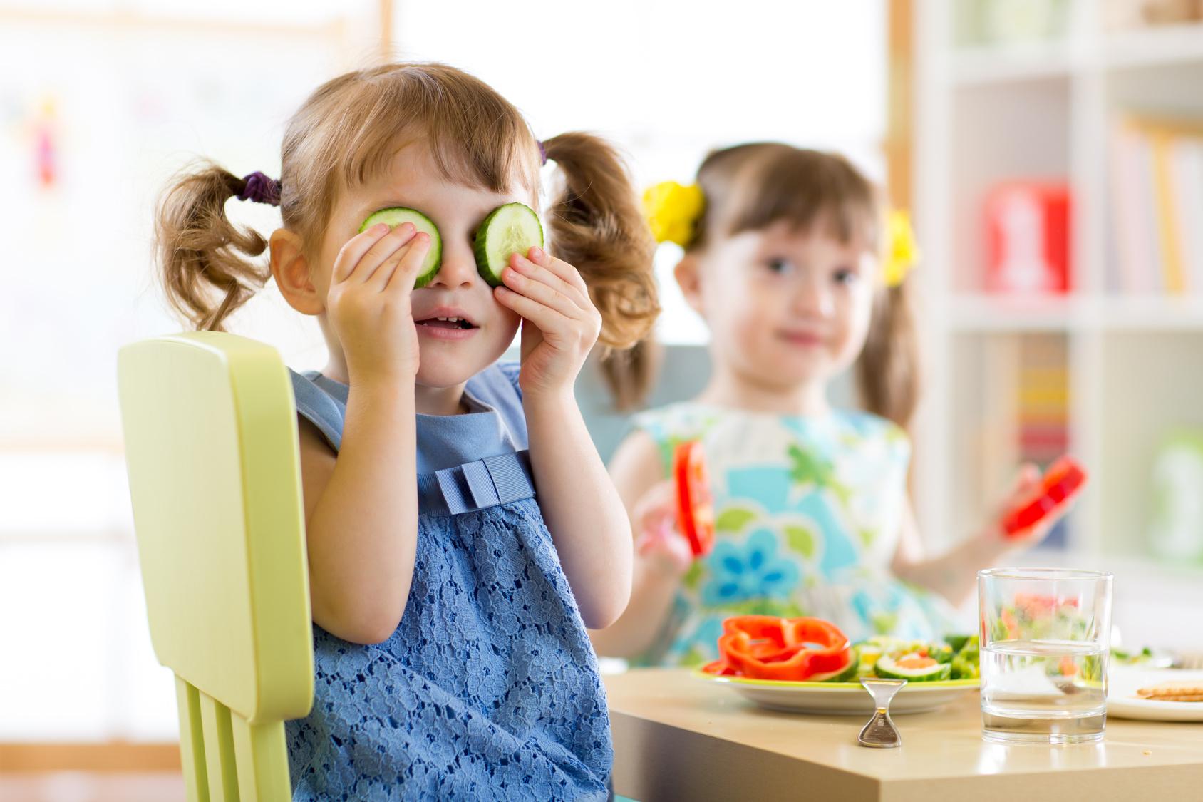 Ernährung Kita Kinder