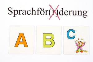 Sprachförderung im Kita Online Kurs (ABC und Clown)