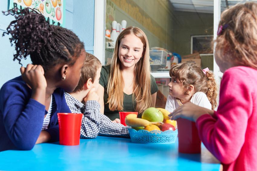 Kita Mahlzeiten Fachkraft Ausbildung