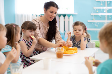 Kinderschutzgesetz Mahlzeiten